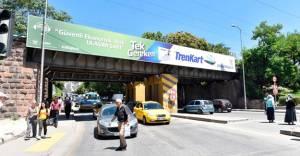 Ankara-Kayaş istasyonları arasında kalan köprüler yıkılacak!