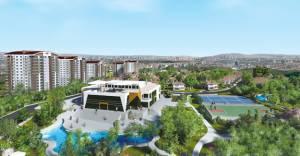 Ankara'nın en fazla yeşil alanlı projesi: Mebuskent!