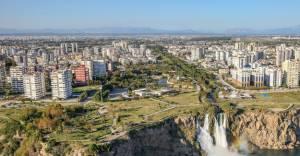 Antalya'da iş adamlarına kentsel dönüşüm anlatıldı!