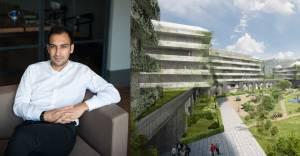 Antalya Green Hub, Y.Mimar Alper Derinboğaz imzası taşıyor!