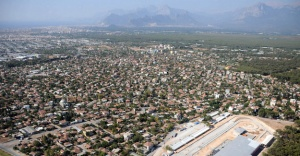 Antalya Kepez'de imar sevinci