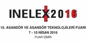 Asansör ve Asansör Teknolojileri Fuarı İzmir'de gerçekleşecek