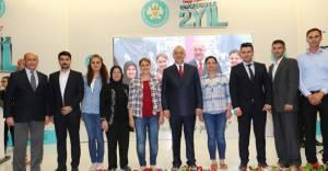 Başkan Ergün'den orta vadede dev projeler!