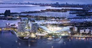 Beckham'dan Miami'de çılgın proje