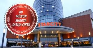 Boyner ve Yıldız Holding'in ortak olduğu Starcity AVM satışa çıktı!