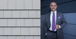 Braas'tan çatılar için yeni bir renk; Titanyum Gri