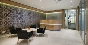 Bursa ofis projeleri metrekare fiyatlarını artırdı!