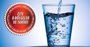 Bursa Osmangazi'de 1 ay boyunca su kesintisi yaşanacak!