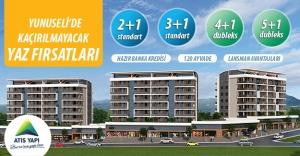 Centrum Yunuseli'de daireler 175 bin liradan başlıyor