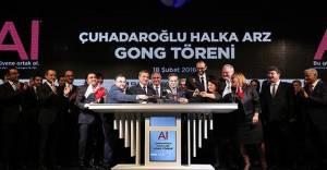 Çuhadaroğlu'ndan %26'lık halka arz!