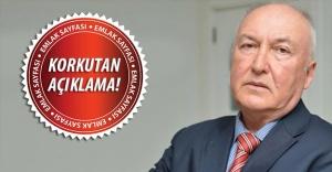 Deprem profesörü İstanbul uyarısını tekrarladı!İşte çok konuşulan açıklama