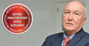 Deprem profesöründen Bursa açıklaması!