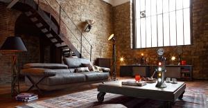 Evlerin yeni trendi; Loft Stil