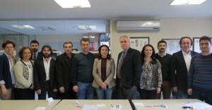 Eskişehir'de 8 mahallenin kentsel dönüşümüne İMO'dan destek!