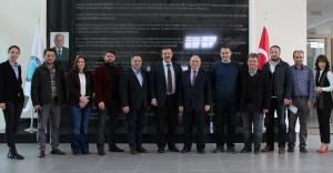 İMO'dan Uludağ Üniversitesi'ne ziyaret