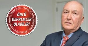 İstanbul için ezberbozan deprem açıklaması!İşte çok konuşulan açıklama...