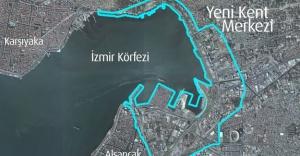 İzmir'in yeni kent merkezinde fiyatlar %50 arttı!