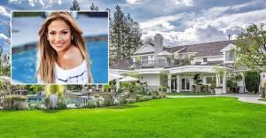 Jennifer Lopez muhteşem evini satıyor!