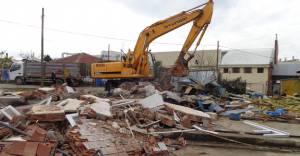 Kartepe'de kaçak yapılar yıkılıyor!