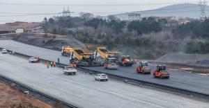 Kuzey Marmara Otoyolu Projesi'nin ihalesi yapıldı!