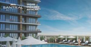 Makyol Santral Residence ve AVM / İstanbul Avrupa / Esenyurt