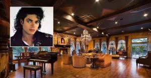 Michael Jackson'ın malikanesi 9,5 milyon dolara satılacak!