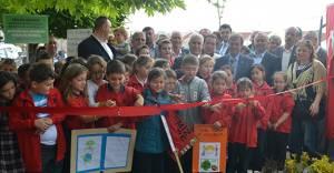 Nilüfer Kurtuluş Mahallesi'nde Cumhuriyet Parkı açıldı!