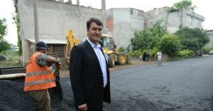 Osmangazi Belediyesi yol çalışmaları başlattı!