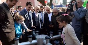 Osmangazi'de engelsiz park açıldı!