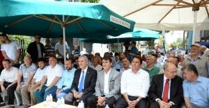 Osmangazi'den manevi mirasa yatırım!