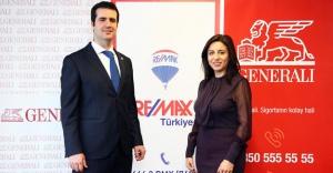RE/MAX Türkiye'den müşterisine ev sigortası hediye!