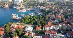 Rusların birinci tercihi Antalya
