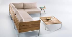 Sade ve çarpıcı bahçe mobilyası tasarımları!