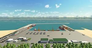 Sakarya Karasu Limanı yıl sonunda tamamlanacak!