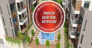 Sidelya Garden Balat'ta fiyatlar 275 Bin TL'den başlıyor