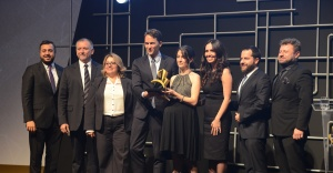 Sign of the City Awards 2015'te Nef'e 3 ödül!