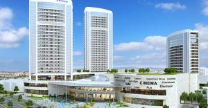 Sur Yapı Marka Rezidans'ta vade farksız 48 ay avantajı!