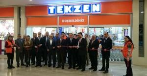 TEKZEN, Ankara Armada AVM'de açıldı