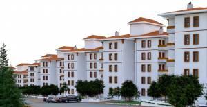 TOKİ Afyonkarahisar Dinar'da 213 konut inşa edecek!
