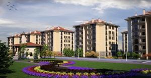 Toki Bursa'da 18.605 konut inşa etti