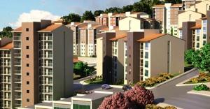 TOKİ'den binalarda yeni çatı modeli