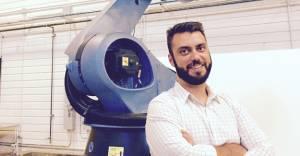 Türk mimar Mars'ta kurulacak yaşam alanı projesinde 3. oldu!