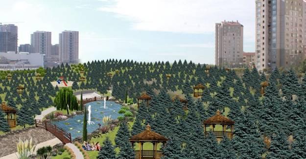 TOKİ'den İstanbul'a dev park projesi!