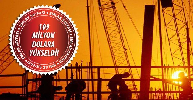 Türk müteahhitlik şirketleri yurtdışı proje bedel sınırını aştı!