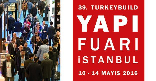 Turkeybuild İstanbul için geri sayım başladı!