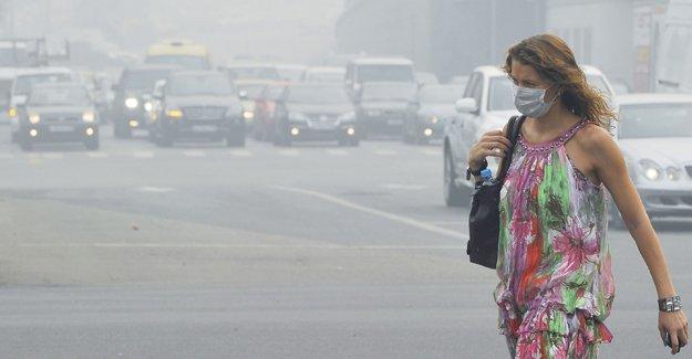 Türkiye'de en kirli hava burada!