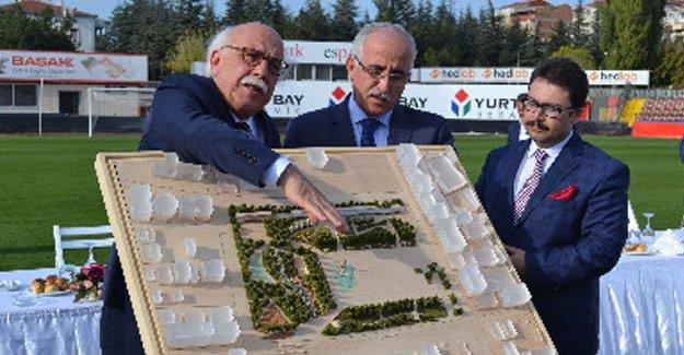Türkiye'nin en büyük kent meydanı olacak!