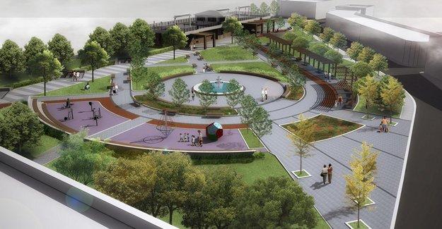 Fatih'te Veledi Karabaş Parkı yenileniyor!