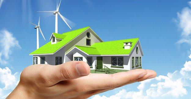 Yabancı yatırımcı yeşil binaları tercih ediyor!