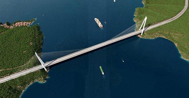 Yavuz Sultan Selim köprüsü ne zaman açılıyor?